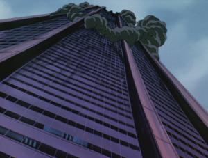 第06話『ザ・タワーSOS』
